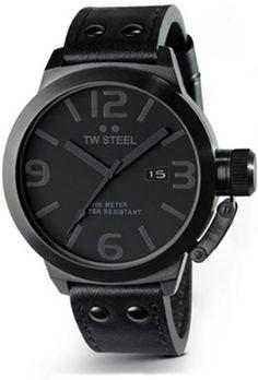 TW Steel.  Black on Black.
