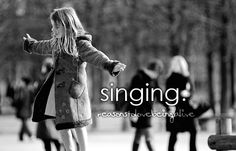 """Im singing, im in a store and im singingggg. Im in a store, AND IM SINGING!"" << EXACTLY what I thought xD"