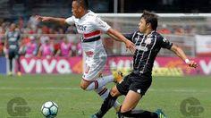 """BDV Football: """"São Paulo 1 x 1 Corinthians - Melhores Momentos e Gol (1ºTEMPO) Bra..."""" e mais vídeos"""