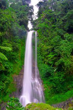 Gitgit Waterfall in Singaraja, Bali Bali Waterfalls, Andaman And Nicobar Islands, Indian Territory, Places Of Interest, Papua New Guinea, Archipelago, Southeast Asia, Passport, Philippines