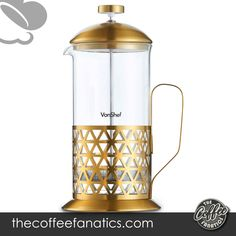 Whether you wish your coffee to wake you up within the morning, to prevent the mid-afternoon slump or to entertain guests, you'll love just how easy it's to form authentic-tasting coffee from the comfort of your own kitchen. Simply fill the cafetière with water and ground coffee, leave to brew, press the plunger down and pour. Best French Press Coffee, Mid Afternoon, Ground Coffee, Brewing, Fill, Good Things, Glass, Water, Kitchen