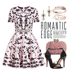 """""""Alexander McQueen 5154"""" by boxthoughts ❤ liked on Polyvore featuring Alexander McQueen"""