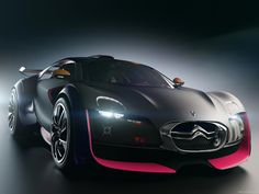 EXTRAGAVANT VEHICLES AND MOTORCYCLES | Citroen Survolt Concept – Best Looking Concepts Car at the 2010 ...