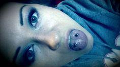 Venom piercing / Double tongue piercing Piercings, Double Tongue Piercing, Tattoos, Peircings, Piercing, Tatuajes, Tattoo, Body Piercings