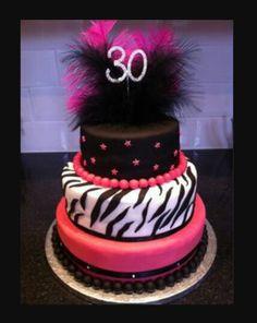 21 Ideas For Birthday Happy Cake Images Fondant Chevron Birthday Cakes, 30th Birthday Cake Topper, Unique Birthday Cakes, Beautiful Birthday Cakes, Adult Birthday Cakes, Birthday Cakes For Women, Birthday Cake Decorating, Birthday Cupcakes, Birthday Parties