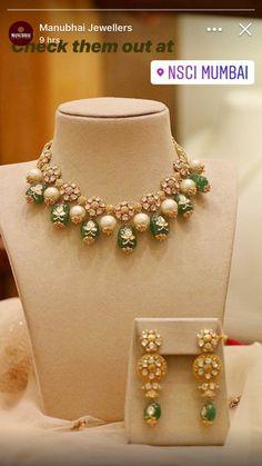 Jewerly gold necklace indian Ideas for 2019 Indian Wedding Jewelry, Bridal Jewelry, Jewelry Gifts, Beaded Jewelry, Silver Jewelry, Silver Ring, Silver Earrings, Fabric Jewelry, Jewelry Bracelets