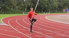 Pole vault drills for teaching the plant - walking plant - skipping plant Pole Vault Training, Running Drills, Training Videos, Track And Field, Vaulting, Planting, Balls, Sports, Hs Sports