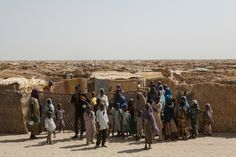 Logistics nightmare: helping the Boko Haram displaced