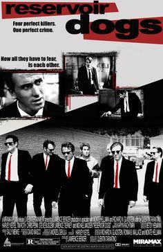 Reservoir Dogs - Quentin Tarantino