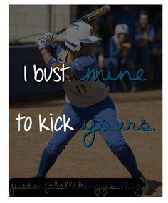 Softball ❤ #softball