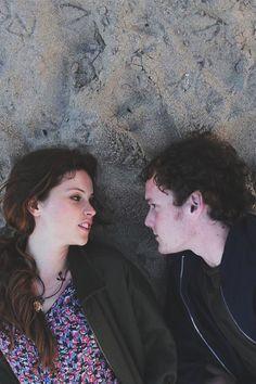 Felicity Jones And Anton Yelchin in Like Crazy, directed by Drake Doremus.