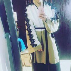 Abaya by OC fashion . Price 550 Aed