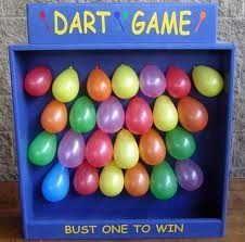 Carnival Games - can be done DIY good Idea For the last day of school