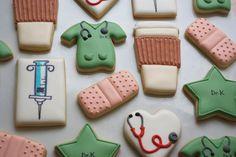 Cookies Nursing Cookie Cookies Best 34 Nurse Images