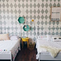 The coolest kids room