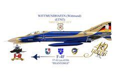 F-4 Phantom II Profile