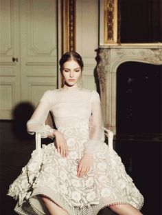 valentino haute couture | spring summer 2013 by {this is glamorous}, via Flickr