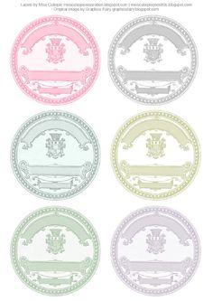 misscutiepie_inspiration_soft_labels.jpg Free vintage labels from www.4 shared.com, baed on an image from the Graphics Fairy