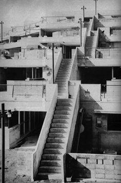 Terrace Houses, Shikuoka Prefecture, Japan, 1975 (Kiyonori Kikutake)