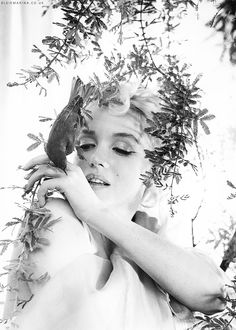 Marilyn Monroe by Cecil Beaton, 1956.