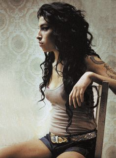 Amy. That voice!! <3