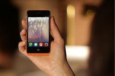 Salen los teléfonos para desarrolladores de Firefox OS.