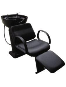Caprise Tilt Bowl Backwash Shampoo Unit at CosmoProf Equipment