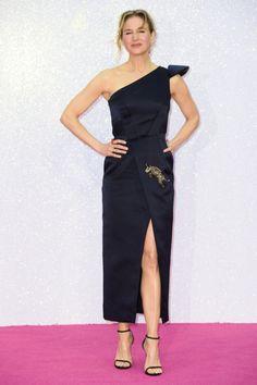 Renée Zellweger de Schiaparelli Alta Costura de la colección Otoño-Invierno 2016/2017.