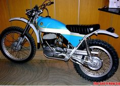 Check out a handful of my most desired builds - customized scrambler hybrids like Retro Bike, Retro Motorcycle, Vintage Motocross, Motorcycle Design, Bultaco Motorcycles, Cool Motorcycles, Vintage Motorcycles, Motorbikes, Bobber