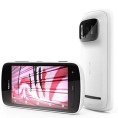 Nokia announces 41MP Camera on smartphone. The Nokia 808 Pureview. Crazy.