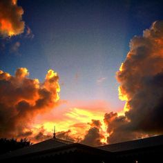"""Repost from Instagram ! #WeLike ! #Madinina by @lehubonline """"As you can tell by my #tipsy #editing you should never #edit this tipsy :D #sunset #Martinique #Madinina #972 #sky #clouds #orange #redskyatnight #fire #Beautiful #formation #IslandLife #nature #Caribe #Caribbean #french #France #frenchwestindies #tropics #tropical"""" http://ift.tt/20hgAgt"""