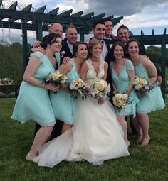 Pastel Farm Wedding