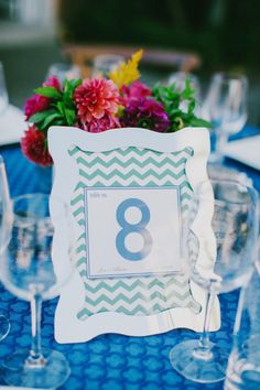 Gallery & Inspiration | Tag - Table Numbers | Picture - 989986