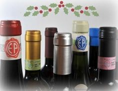 A selection of Natural Red Wines