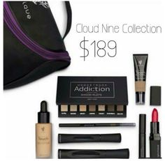 This is an amazing collection from Younique By Cynthia Marie  It contains all if the NEW products released in September! You have to have it in your life! ❤️