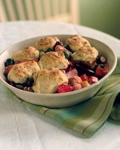 "See the ""Chunky Vegetable Potpie"" in our Vegetarian Recipes for Entertaining gallery"