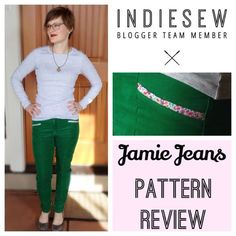 Jamie Jeans pattern review   Right Sides Together