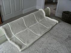 Crochet blanket Just Pootling