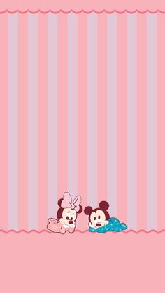 Mickey n Minnie Mickey Mouse Wallpaper Iphone, Cute Disney Wallpaper, Cute Wallpapers, Wallpaper Backgrounds, Iphone Wallpaper, Mickey Mouse And Friends, Mickey Minnie Mouse, Baby Disney, Disney Love