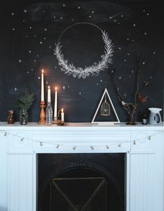 We've had a pretty hectic December so far with lots of scary illness and chest infections, so to have put up some decorations seems like a...