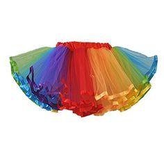 CALENDAR COVER Rainbow theme tutu wig leg warmer leg wrap arm warmer and unicorn furry all in rainbow