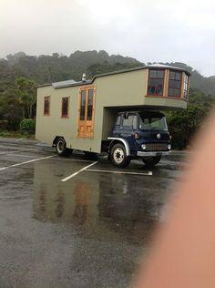 New Zealand truckhouse