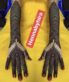 Kashee's Mehndi Designs, Stylish Mehndi Designs, Wedding Mehndi Designs, Mehndi Design Pictures, Kashees Mehndi, Menhdi Design, Bridal Henna, Business Centre, Brush Kit