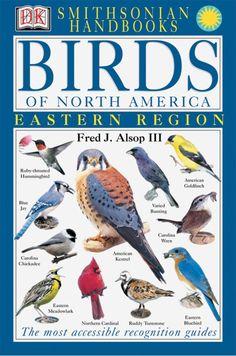 DK: Smithsonian Handbooks: Birds of North America: East
