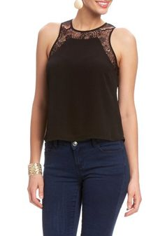 2B Solid Reina Button Back $29