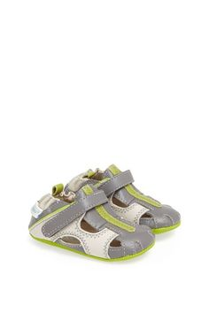 Robeez® 'Mini Shoez - Rugged Rob' Sandal (Baby & Walker) available at #Nordstrom