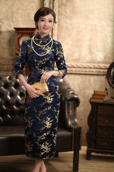 aaa91ef93 31 amazing Chinese Dress images | Chinese dresses, Asian Fashion ...