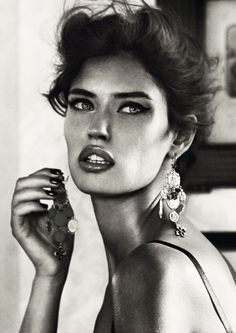 Giampaolo Sgura...this woman's face is unreal. so stunning