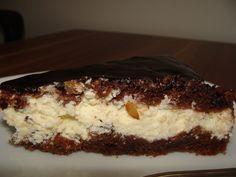 Pasca poloneza cu glazura de ciocolata ~ Bucataria Irinei... Easter Recipes, Something Sweet, Tiramisu, Cheesecake, Food And Drink, Pudding, Sweets, Cookies, Healthy