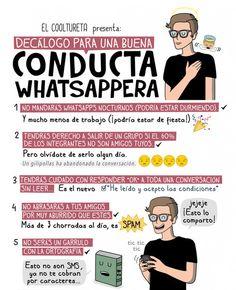 Conducta Whatsapera explicada como nunca